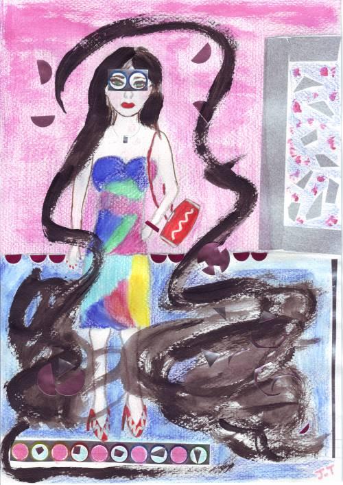 dessin de Jannie