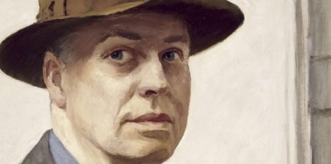 Autoportrait, 1925-1930 huile sur toile, 64,1 x 52,4 cm New York, Whitney Museum of American Art