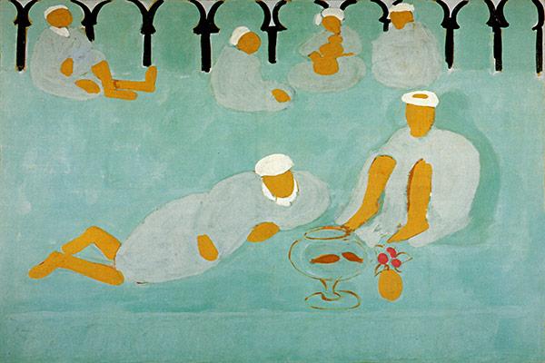 café arabe 1913